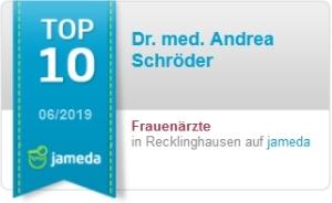 jameda-Bewertung Praxis Dr. Schroeder in RE